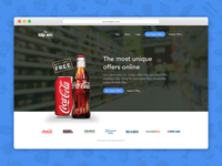 Coupon Site Redesign