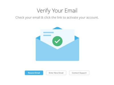 Verify Email - Spot Illustration