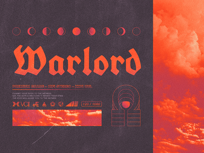 Warlord Single Final Cover
