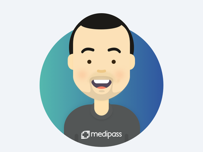 Medipass Family Avatar VIII ux ui melbourme medipass illustration healthcare family customer-service avatar