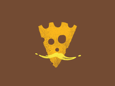 King cheese logo symbol brand logo cheese crown king