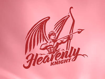 Heavenly Knight3 logobaker flashmob archer valentine amur knight heaven