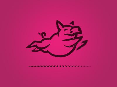 Dreamer readymade sale logo animal pig flying fly