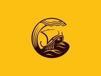 Brave Ship logo