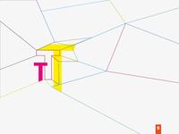 Letter T - Wallpaper