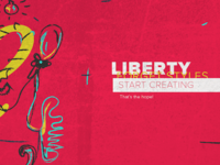 Liberty Dribbble