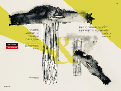 T & R Project shapes forms abstract letter w inspiration type design tipografia tipo composition typography type