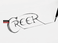 Sketch WIP – CREER (Believe)
