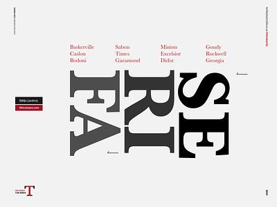 SERIFA -  Top de fuentes serifs serif font serif fonts top rockwell georgia excelsior minion times sabon baskerville bodoni caslon georgia rockwell goudy garamond serif