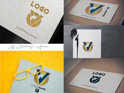 Minimalist Latter Logo graphics creativity brand logo brand identity creative logo branding logo design illustration logo branding creative  design