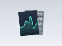 Stock App Icon OS X