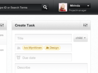 Create Task Fast