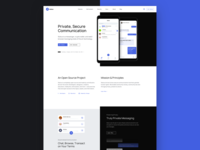 Status Homepage