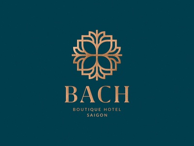 Bach Boutique Logo by Hoa Thi