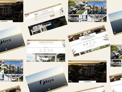 Web design identity luxury icon illustration typography website web ui ux design graphic design branding