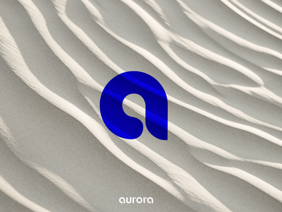Introducing ~ aurora ~ identitydesign graphic design illustration vector logo ui minimal design branding