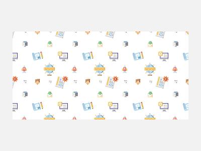 Daily UI Challenge 059 - Background Pattern web design colorful background pattern 059 dailyuichallenge ui dailyui