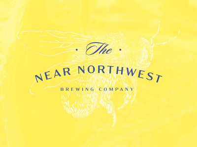 The Near Northwest Brewing Company dimension adobedimension adobe illustrator vectorart typography logodesign design beer art beer can marketing logo packaging design brewing illustration branding