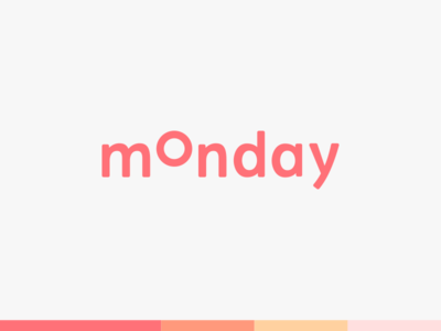 Monday Health Logo therapy mental health monday identity branding logotype logo huliganio alexandrov fireart studio fireart