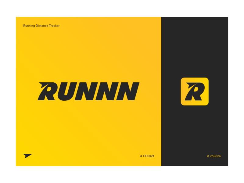 RUNNN LOGO r logos sports logo logodesign sport running app runners run logo running runner run identity branding brand logo huliganio studio huliganio team huliganio alexandrovi alexandrov