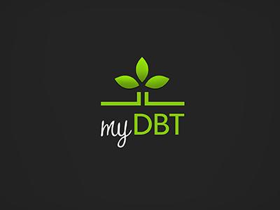 MyDBT Medical App app design