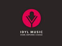 IDYL Logo Design