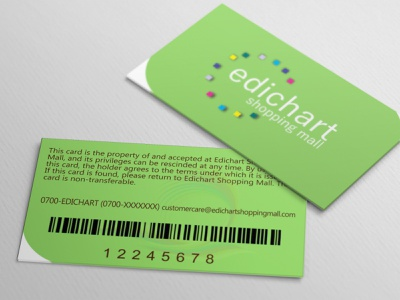 loyatycard logo branding design illustration