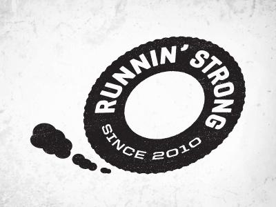 Runnin' Strong lockup tire shop mechanic old school