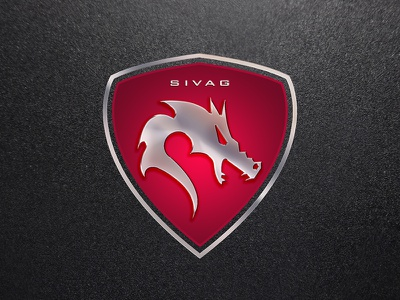 SIVAG LOGO dragon sivag logo