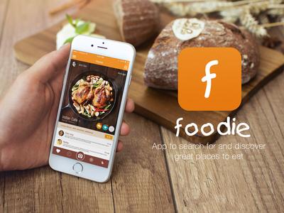 Foodie food iphone