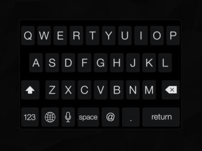 Keyboards keyboard ios
