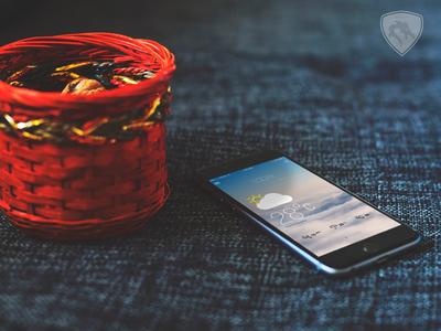 Weather App iphone weather