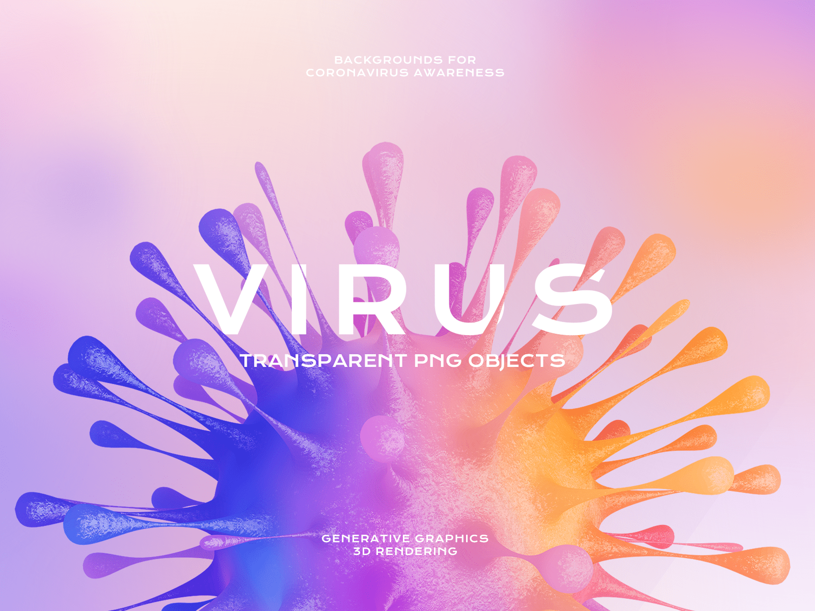 Virus Png Objects For Coronavirus Awareness Free Download By