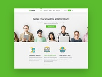 Univer - Multipurpose Education & University PSD Template