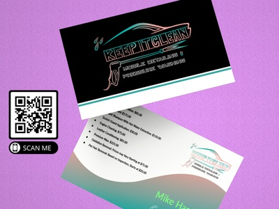Mockup 9 blue costume businesscard wig business card design logo visiting card glitter credit card makeup artist business cards