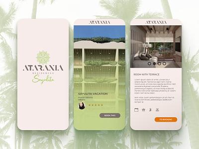 Daily UI 067 Hotel Booking traveling sayulita daily ui 067 hotel booking
