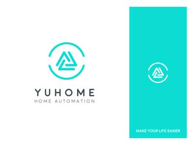 YUHOME Logo