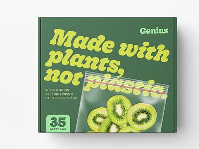 Genius Packaging packaging design packaging branding design graphic design