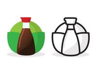 Lettuce Shoyu (Let us show you) v1 logo