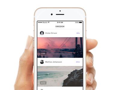 AWT App design application app travel clean minimal ux ui