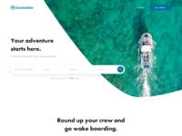 Homepage fullpixel boatsetter