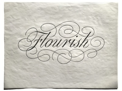 Flourish script sketch typography type spencerian copperplate calligraphy nyc cooperunion coopertype workshop lettering script flourish