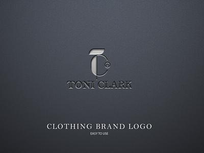 TC Monogram Logo tc clothing logo tc branding clothing brand logo tc logo tc monogram design vector adobe illustrator typogaphy minimal logo branding logodesign