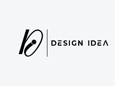 Design Idea Logo letter logo typography logo design idea logo di di logo design idea design vector typogaphy minimal logo branding logodesign