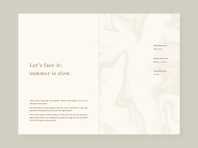 summer mailer
