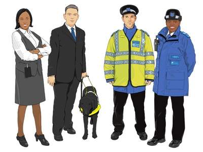 Police Staff / Community Support Officers