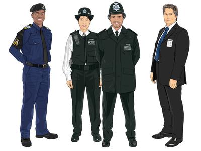 Volunteer Police Cadet / Police Constables / Detective