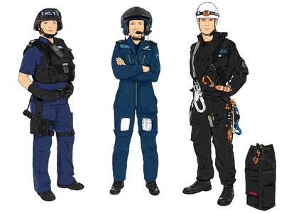 Specialist Firearms Officer / Air Observer / Line Access Officer