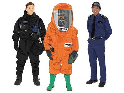 CBRN Officers / POLSA Officer