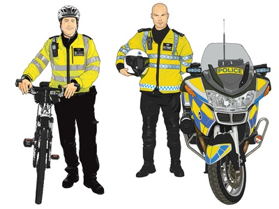 Cycle Officer / Motorcycle Officer